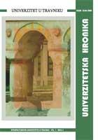 hronika univerz